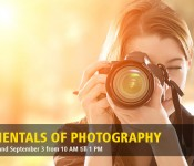 Fundamentals of Photography - Summer Sessions (Morning)