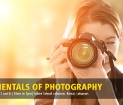 Fundamentals of Photography - Summer Sessions