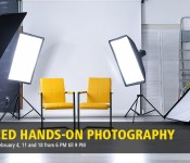 Advanced Hands-on Photography Workshop