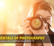 Fundamentals of Photography - Morning Sessions