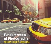 Fundamentals of Photography - Friday Evening Sessions